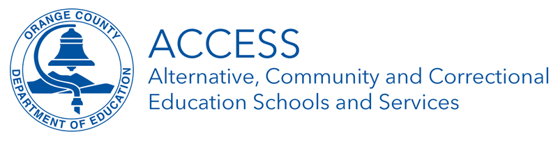 Orange County Department of Education Alternative Community and Correctional Education Schools and Service